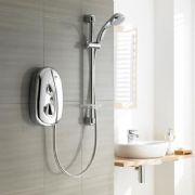 Mira Vie 9.5kW Electric Shower All Chrome 2.1539.426